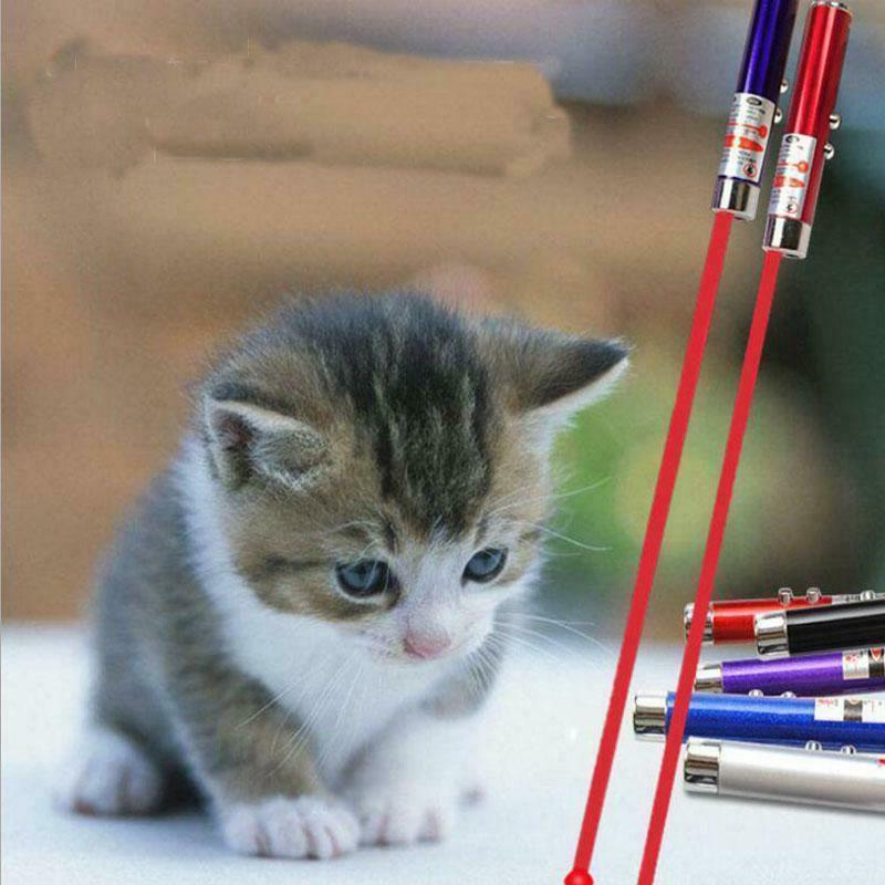 Kitten pointer Laser Toy Dog Cats Toy for