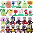 Plants vs Zombies 2 PVZ Figures Plush Baby Staff Toy Stuffed