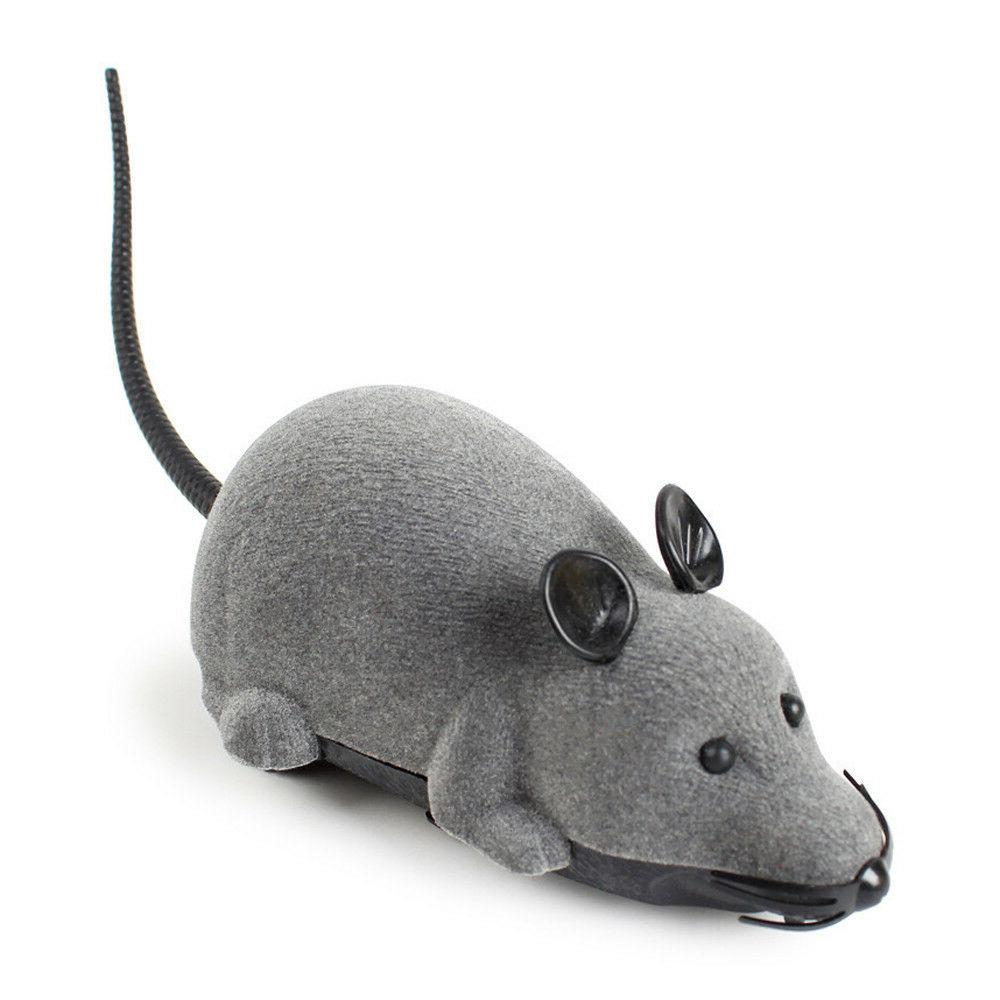 RC Funny Remote Control Mouse Rat Toy For