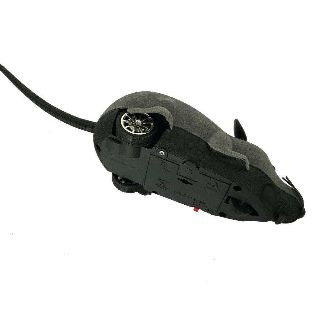 RC Funny Wireless Remote Control Rat