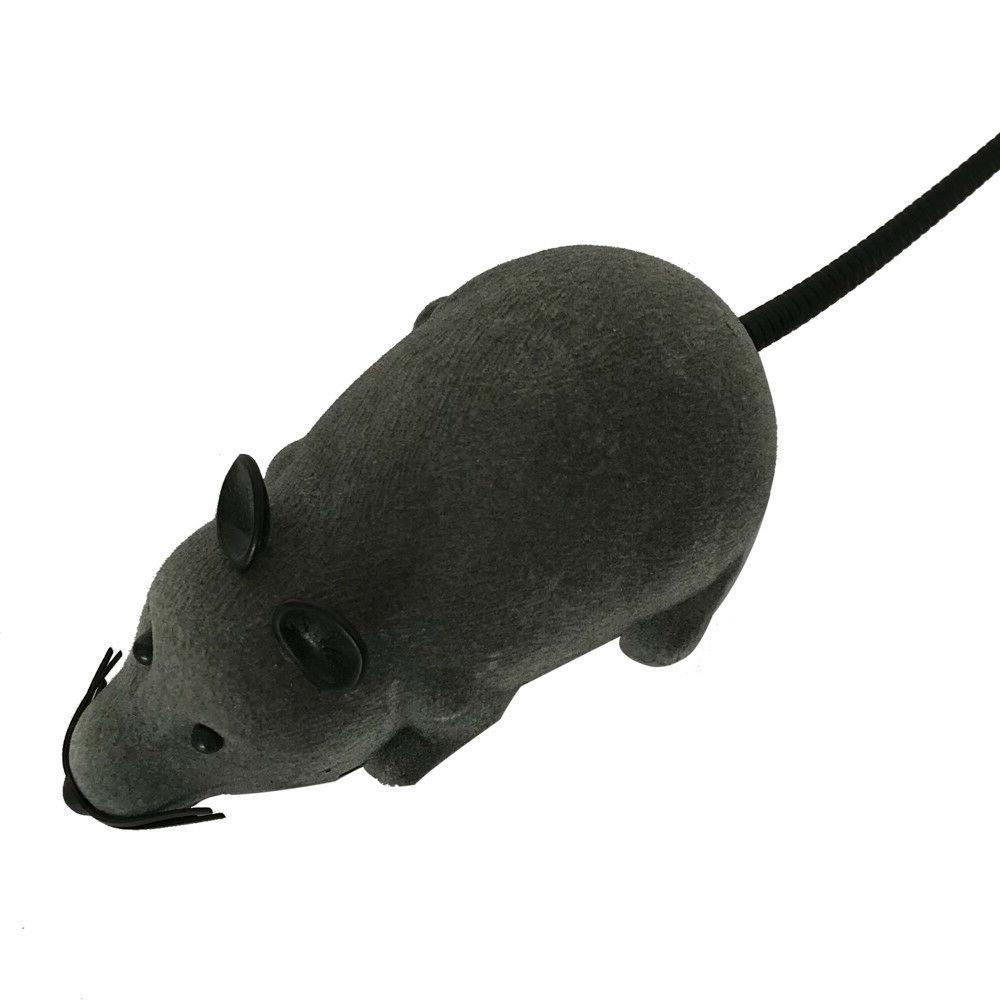 RC Funny Electronic Remote Mice Rat Pet Toy Cats Toys