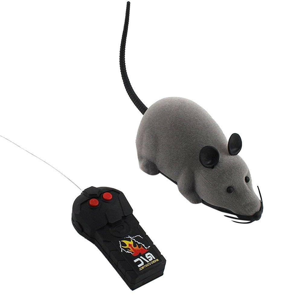RC Funny Wireless Remote Rat Toy
