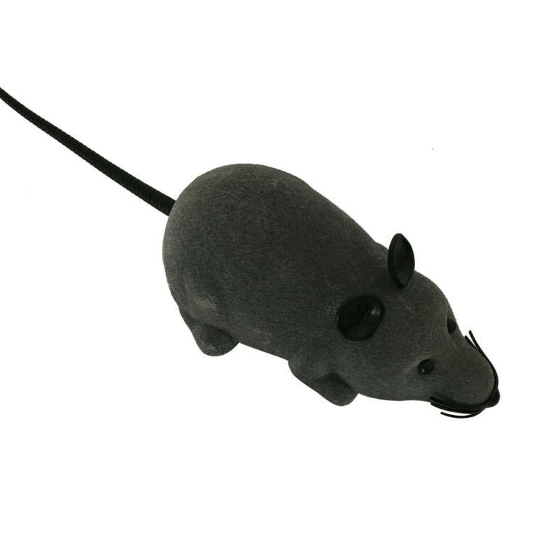 RC Wireless Electronic Rat Pet For