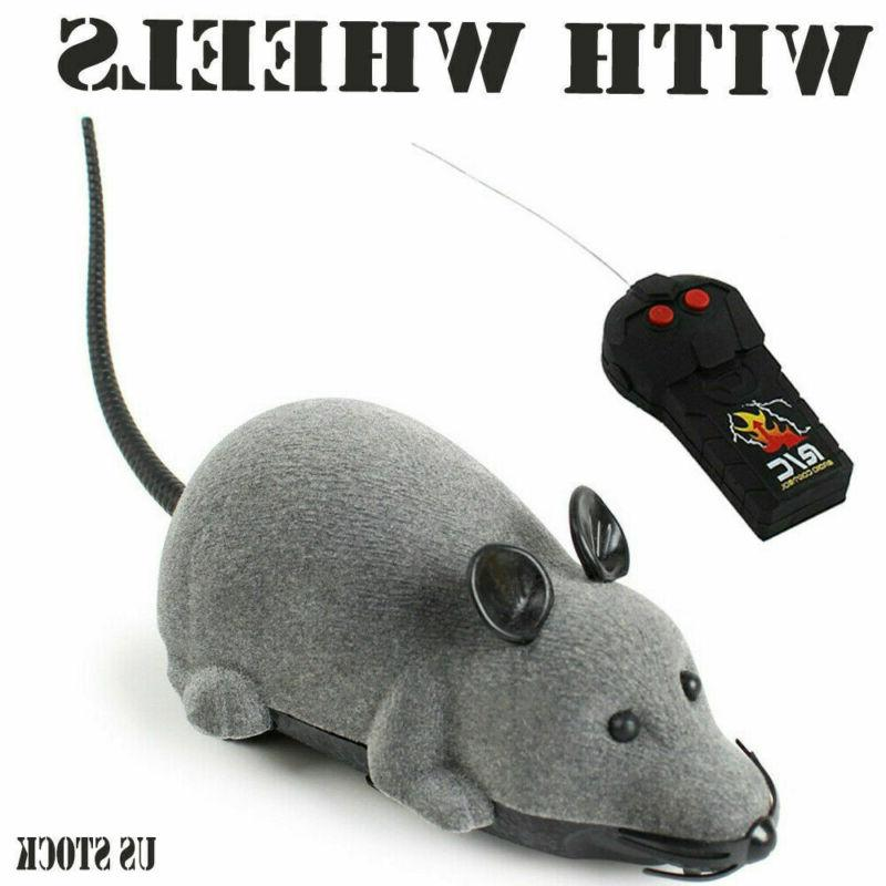 rc mouse toy wireless electronic remote control