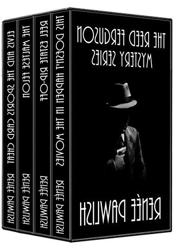 reed ferguson series box set 1 3