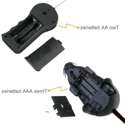 Remote Control Rat Wireless mice For Cat Novelty