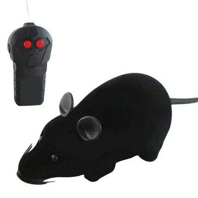 Wireless Remote Rat Mice Interactive Toy For Puppy