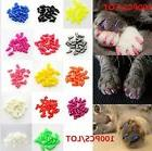 100Pcs Soft Pet Cat Nail Caps Claws Control Paws Off 5 Diffe