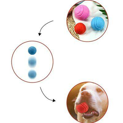 Solid Ball Chew Toy Fetch Dogs