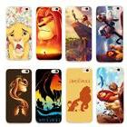 The Lion King Grumpy Cat Simba Hard PC Case For iPhone 8 7 6
