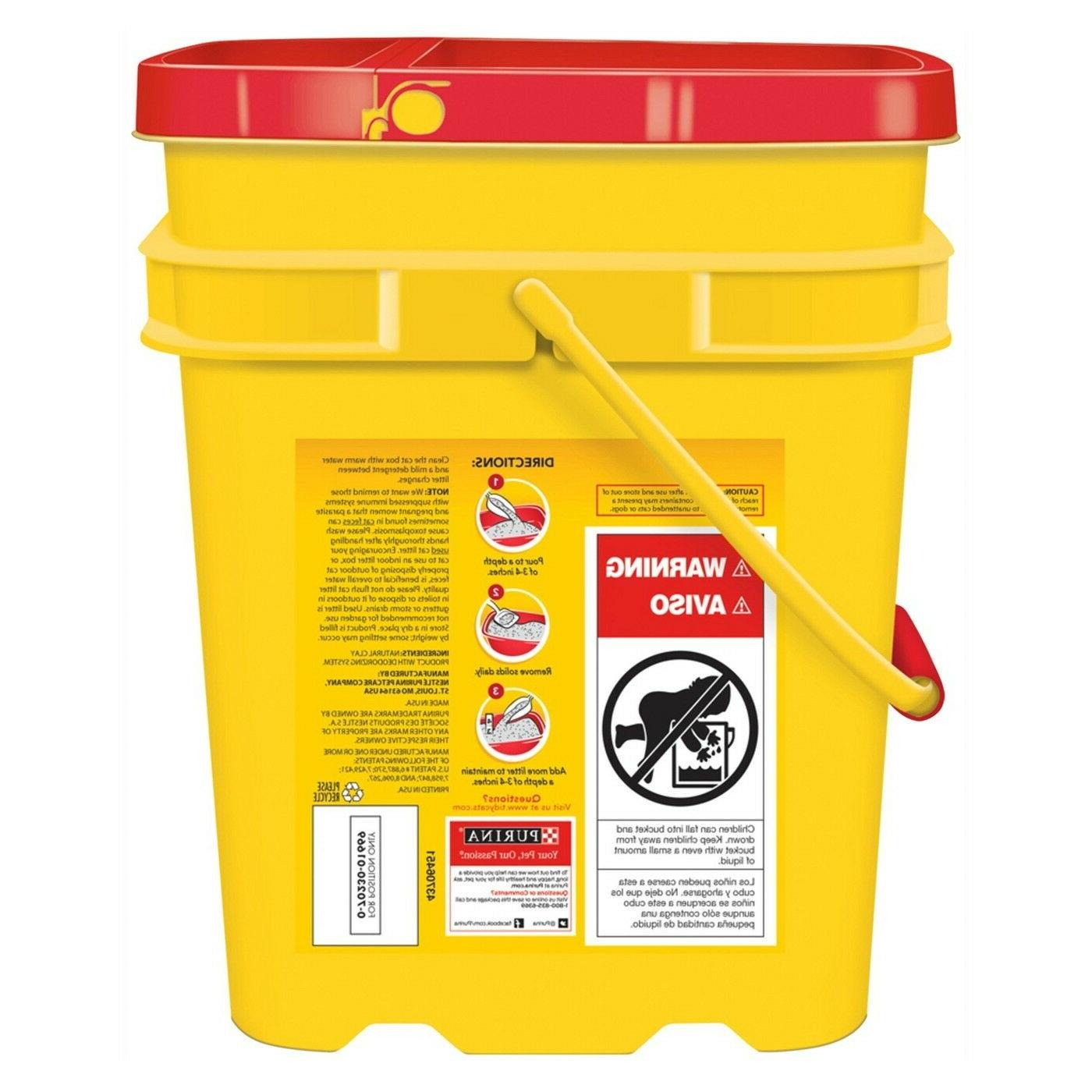 Tidy Cats Litter 24/7 MultipleCats 35lb Pail