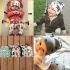 Toddler Kids Girl Boy Baby Infant Winter Warm Cute Cotton Ha