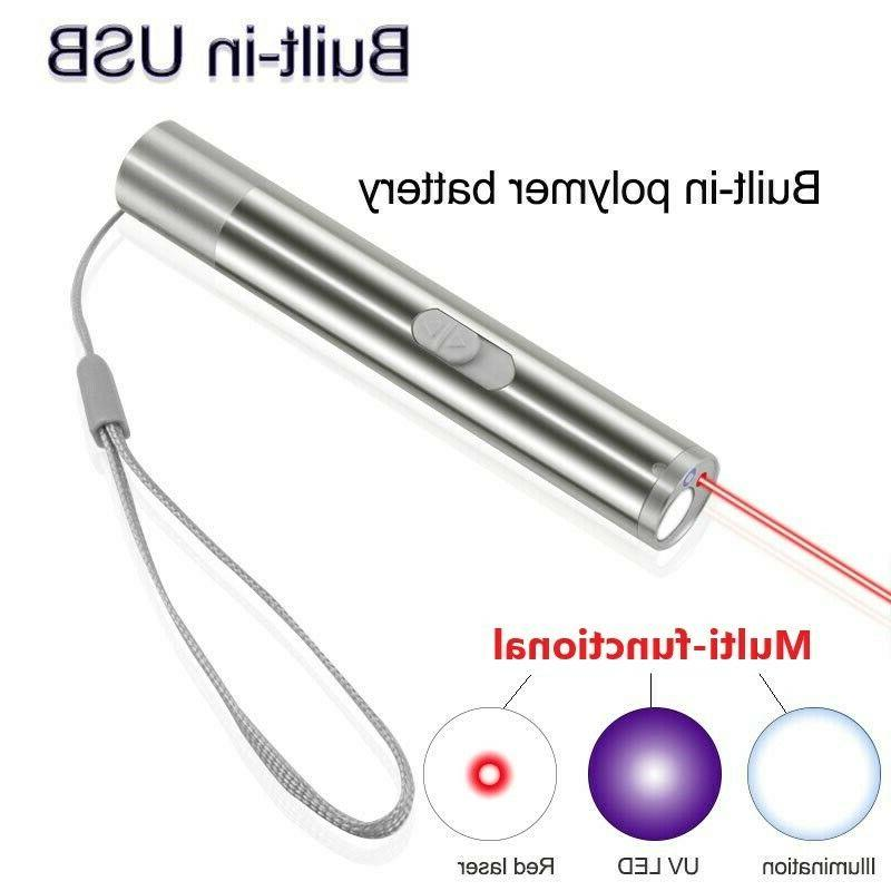 usb laser pointer rechargeable 3 in 1