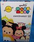 Valentines Day Cards  Disney Tsum Tsum with Stickers