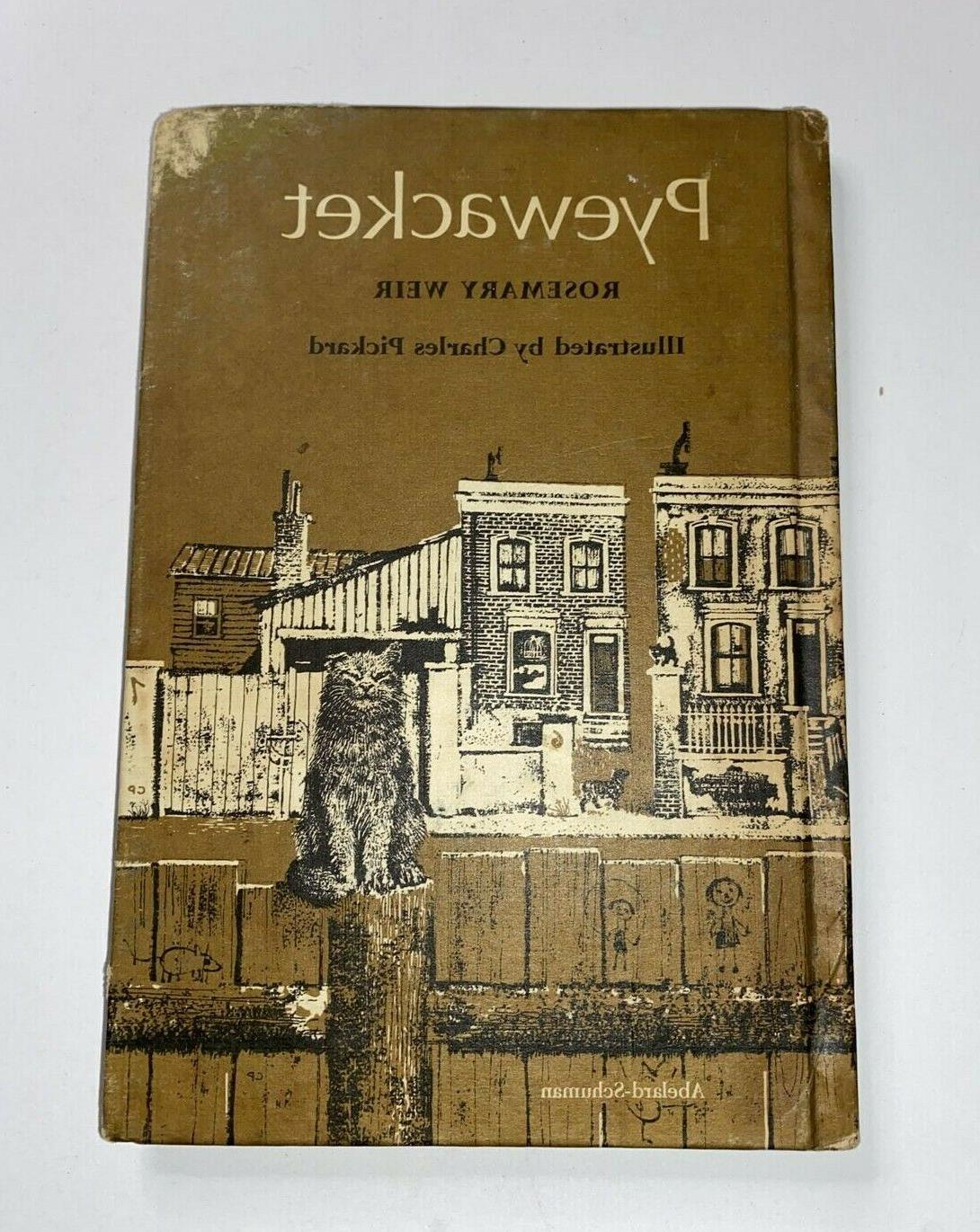 vintage weekly reader pyewacket by rosemary weir