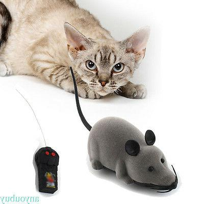 Wireless Electronic Rat Mouse Gift ANY