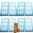 x8 4YourHome Water Purification Filter Cartridges to fit Cat