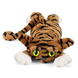 """Manhattan Toy Lanky Cats Todd Tiger Cat 12"""" NEW"""
