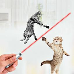 Laser Pointer pen Red beam Light Presentation For Pets Cat d