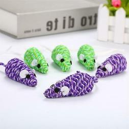 Mouse Cat Toys Animal Design Funny Rat Toys for Pet Play Che