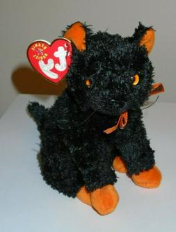 MWNMT 7 Inch NMT* Ty Beanie Baby ~ FLIP the White Cat