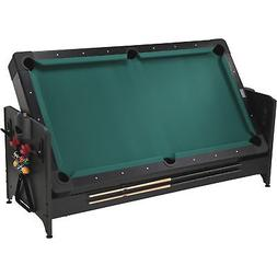 Fat Cat Original Pockey 3-In-1 Pool/ Billiard Air Hockey Tab