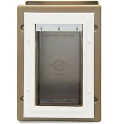 Petsafe Original Wall Entry Pet Door for Dogs and Cats