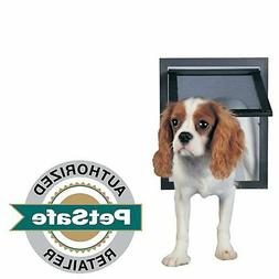 PetSafe Pet Screen Door - Small Dog and Cat Door for Screen