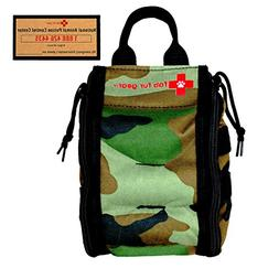 Pet First Aid Kit   Veterinarian Approved   Sturdy for Hangi