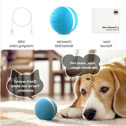 Pet Toy Ball For Dogs Cats Smart Toy Ball Puppy Toy Light Fl