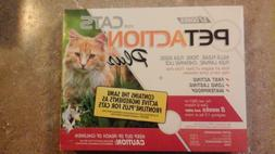 PetAction Plus for Cats 3 Doses *Compare to Frontline Plus*