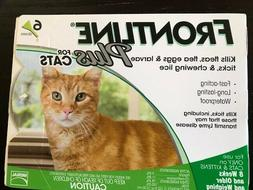 FRONTLINE PLUS FOR CATS OVER 1.5 LBSFAST ACTING LONG LASTING