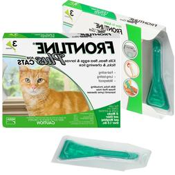 FRONTLINE Plus Flea and Tick Treatment for Cats and Kittens