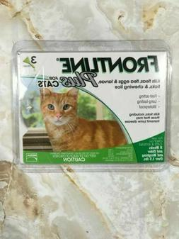 Plus for Cats 1.5 lbs 3 Pack