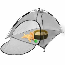 FrontPet Portable Cat Tent, Bring Indoor Cats Outside