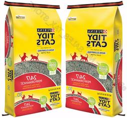 Purina Tidy Non-Clumping Cat Litter 24/7 Performance 30 Lb