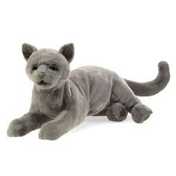 purring cat puppet 3113 new for 2018