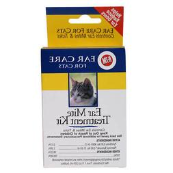 Miracle Care R7M Ear Mite Treatment Kit for Cats 1 oz
