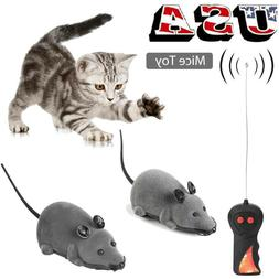 rc funny wireless electronic remote control mouse