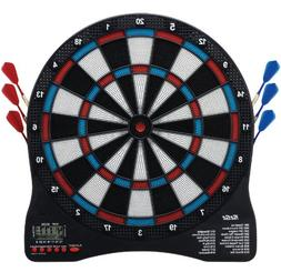 """Fat Cat Sirius 13.5"""" Electronic Dartboard, Compact Size For"""