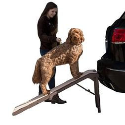 Pet Gear Free Standing Ramp for Cats and Dogs. Great for SUV