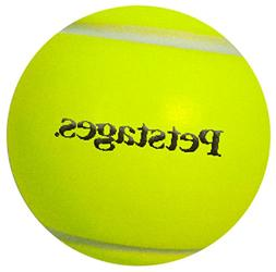 Petstages Super Bounce High Bouncing Tennis Ball Shaped Toy