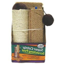 21 in. Super Catnip Scratching Post
