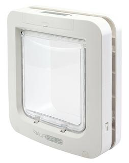 SureFlap Microchip Pet Door White - Large Cats, Small Dogs,