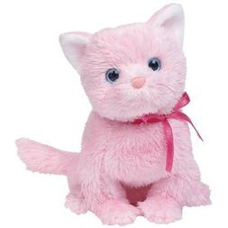 1 X Ty Beanie Babies - Fleur the Pink Cat