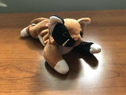 TY CHIP the CAT BEANIE BABY - MINT with MINT TAG