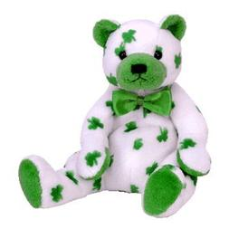 Ty Beanie Babies Clover - St. Patrick's Day Bear