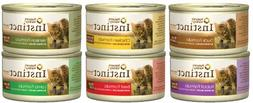 Nature's Variety Instinct Canned Cat Food Variety Pack  12,