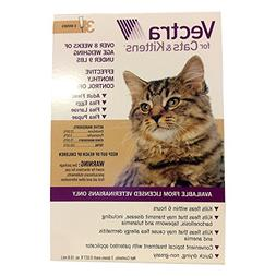 Vectra for Cats & Kittens Under 9 Lbs 3 Dose by Unknown