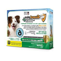 VetGuard Plus Flea & Tick Treatment for Medium Dogs, 16-33 l